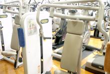 筋力トレーニングエリア
